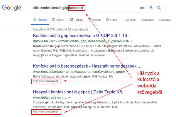 Az új Google minőségi irányelv: E-A-T mindenek felett